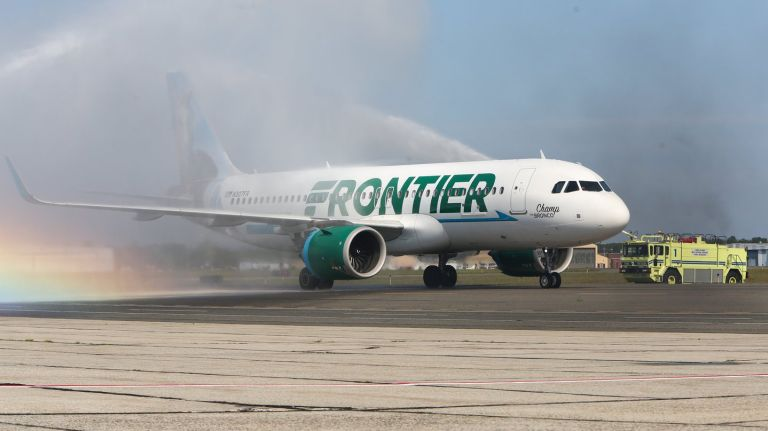 Frontier Airlines Brings Low Fares And Non Stop Flights To Denver From The Branson Airport